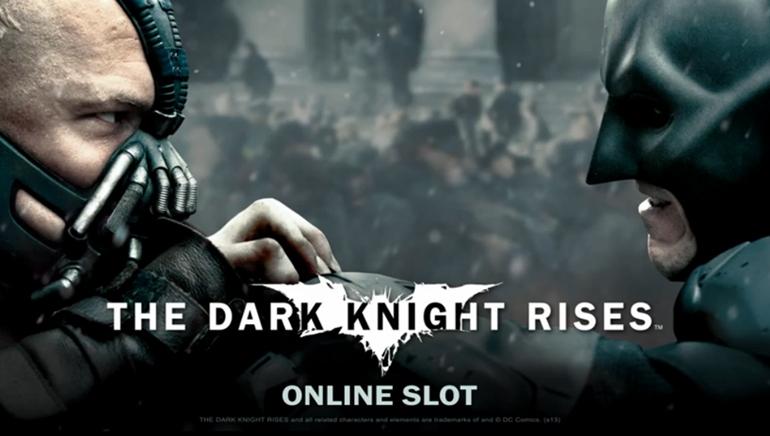 Νέα ταινία και παιχνίδι κουλοχέρη Batman