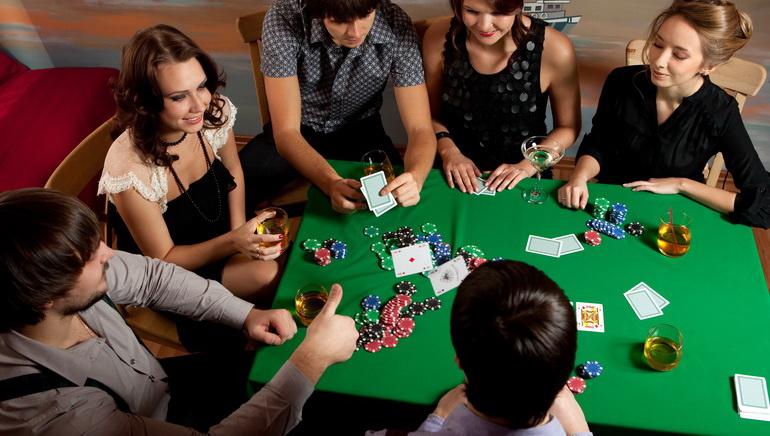 Πόκερ με πραγματικά χρήματα
