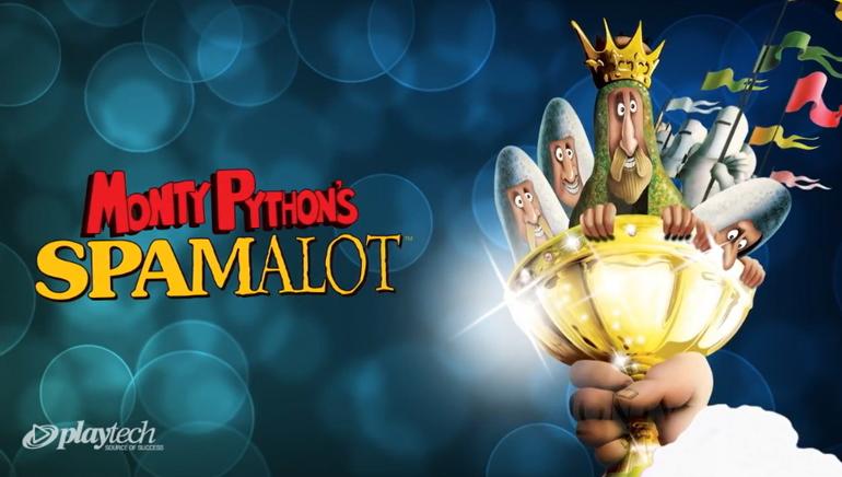 Το Monty Python's Spamalot Jackpot Εκτοξεύεται στα $2.5 Εκατομμύρια στο Καζίνο Europa