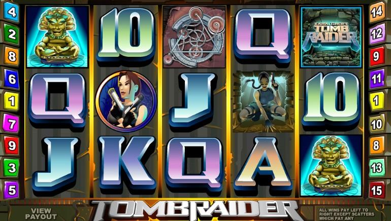 Νέος κουλοχέρης Lara Croft στα Microgaming Casinos το 2019