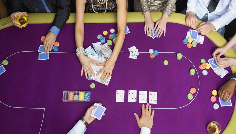 Δικτυακό Πόκερ